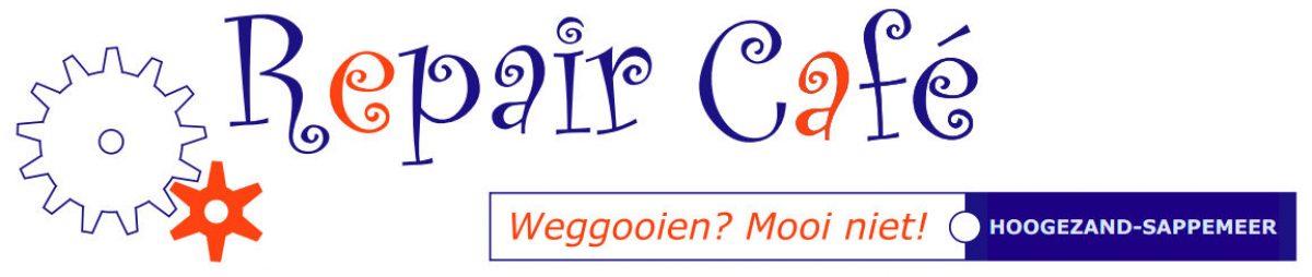 Repair Café Hoogezand-Sappemeer